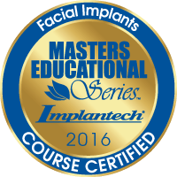 Facial Implants Masters Educational Course Certified